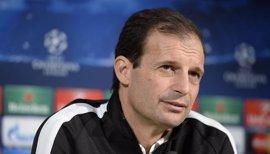 """Allegri: """"El partido ante el Barça es tan fascinante que no será difícil prepararlo"""""""