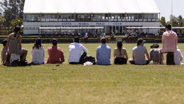 Imagen del Santa María Polo Club en Sotogrande