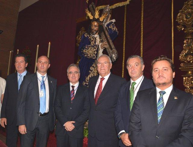 Ángel Yuste, Instituciones Penitenciarias, con El Rico en cárcel de Alhaurín