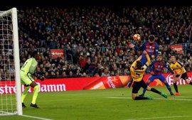 El Barça se reta contra el escollo del Málaga