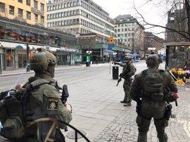 La Policía de Suecia detiene a una segunda persona por el ataque de Estocolmo, según medios
