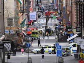 """Suecia anuncia que el primer detenido por el ataque de Estocolmo es sospechoso de """"delitos de terrorismo"""""""