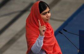La ONU designa a Malala Yousafzai como Mensajera de la Paz por su trabajo en favor de la educación de las niñas