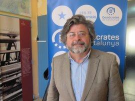 Castellà (Demòcrates): el Estado arriesga seguir en la UE si usa la fuerza con Catalunya