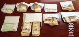 Hacienda y Policía Foral inspeccionan tres locales relacionados con la prostitución