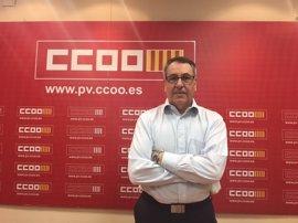 """León (CCOO PV) ve más gestos que acciones en el Consell y le exige """"eficacia"""""""