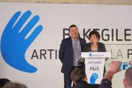 Otegi insiste en resolver tras el desarme el tema de los presos y salida de Policía y Guardia Civil de Euskadi
