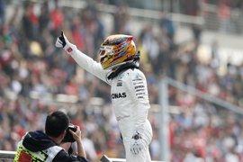 """Hamilton: """"El ritmo de carrera de Ferrari está por encima de su ritmo a una vuelta"""""""
