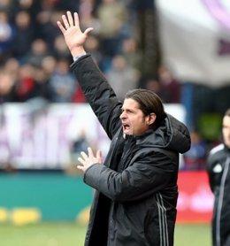 Petar Vasiljevic, entrenador de Osasuna