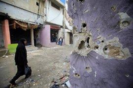 Tres muertos en enfrentamientos en el campamento de refugiados palestinos de Ain al Hilweh, en Líbano