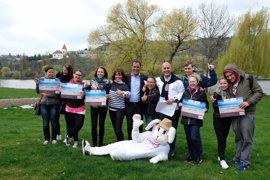 Cinco familias de la República Checa ganan un viaje a Fuerteventura como regalo de Pascua