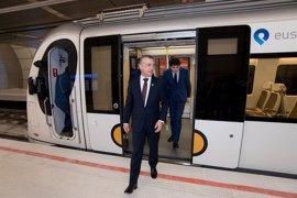 Metro Bilbao pone en marcha su línea 3