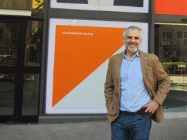 """Cs critica el """"viaje secreto con el dinero de los catalanes"""" de Puigdemont a Estados Unidos"""