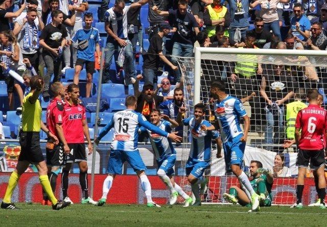 Espanyol Alavés