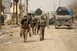 Siete dirigentes del Estado Islámico muertos en un ataque del Ejército iraquí cerca de Mosul