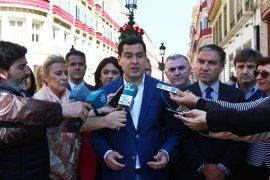 """Moreno: Ante los congresos provinciales, PP-A quiere debate sobre """"ideas y no personas"""""""