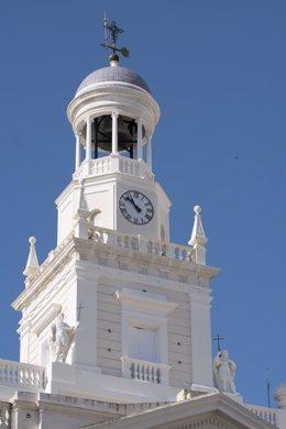 Torreón del Ayuntamiento de Cádiz