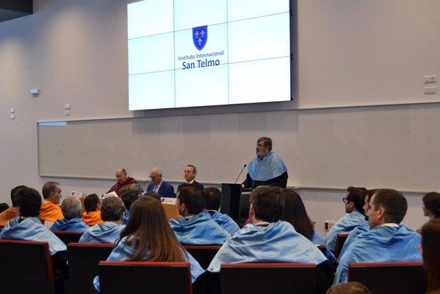 Clausura de XXI promoción del Programa Máster E-MBA del Instituto San Telmo