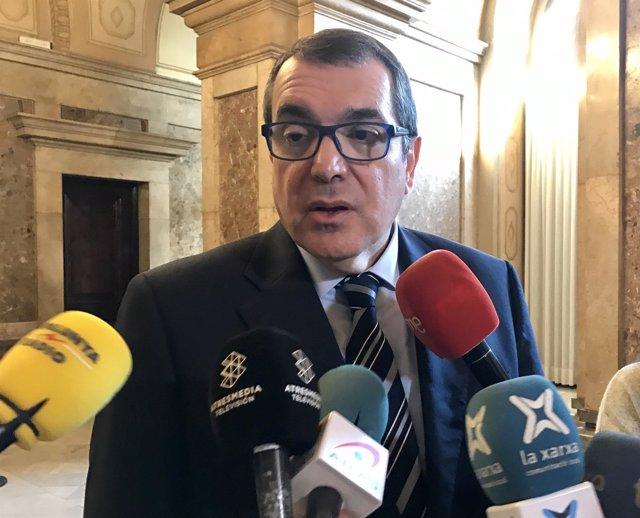 El conseller de Interior, Jordi Jané