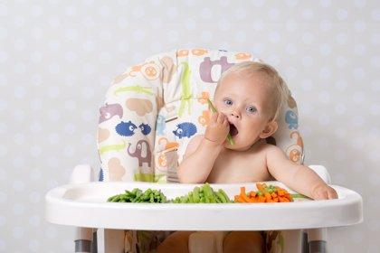 'Baby lead weaning', fomentar la autonomía del niño con la comida
