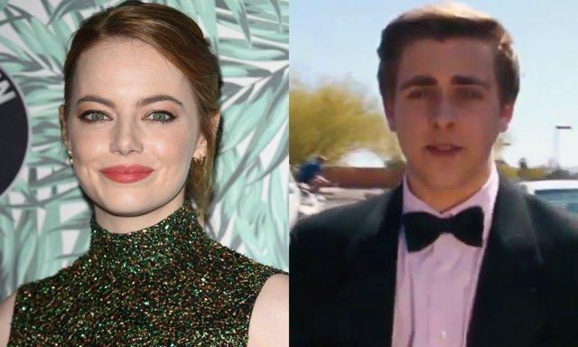 49badd39c Emma Stone responde al joven que la invitó a su baile de graduación
