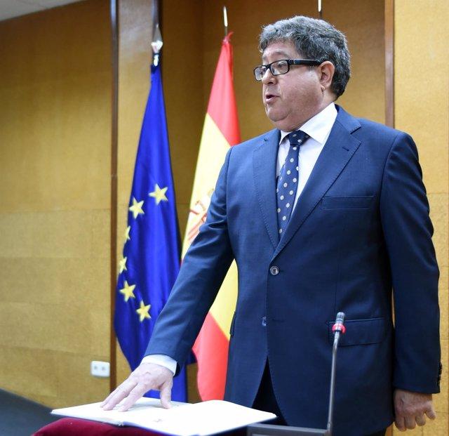 José Luis Terreros toma posesión como Director de la AEPSAD