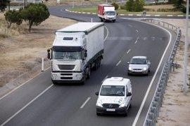 Tranquilidad en las carreteras madrileñas después de las retenciones de esta mañana