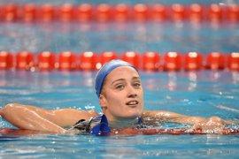 Mireia Belmonte y Jessica Vall consiguen las mínimas para el Mundial de Budapest