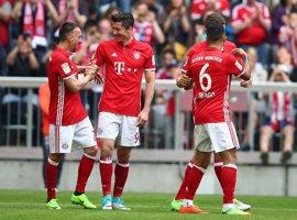 Lewandowski destroza al Dortmund y avisa al Real Madrid