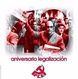 Aniversario legalización PCE