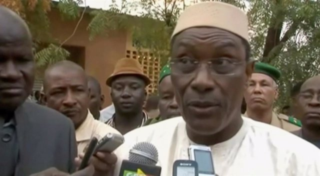 El nuevo primer ministro de Malí, Abdoulaye Idrissa Maiga.