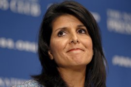"""La embajadora de EEUU ante la ONU asegura que el conflicto sirio """"no se solucionará con Al Assad en el poder"""""""