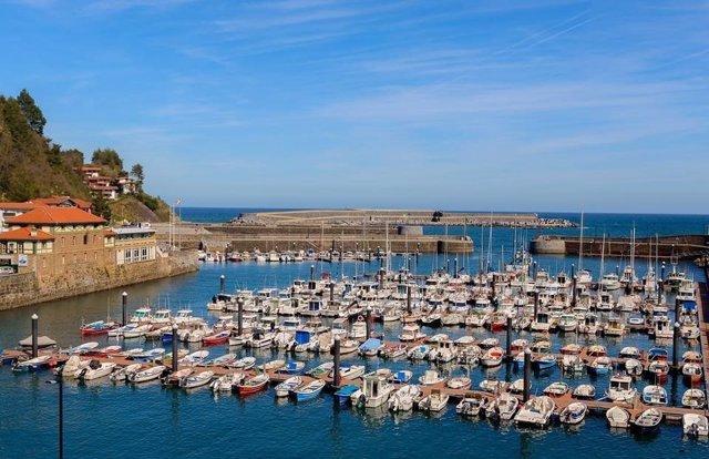 Cielos con nubosidad en Euskadi