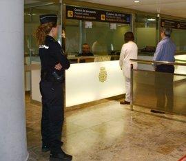 Aumentan un 63% las detenciones en el aeropuerto de Alicante