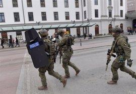 La Policía sueca interroga a siete personas por su presunta implicación en el ataque de Estocolmo
