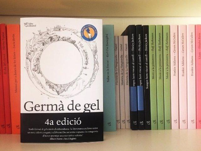 Libro 'Germà de gel' de Alicia Kopf