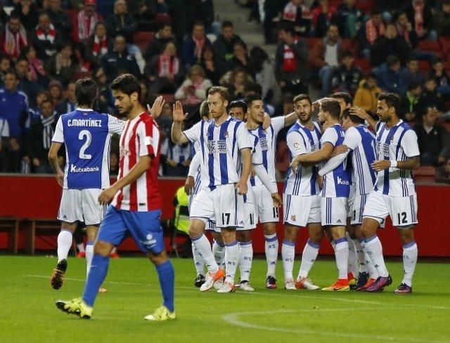 Real Sociedad Sporting Gijón