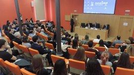 Una  veintena de estudiantes harán prácticas con el Programa Aragón Empresa