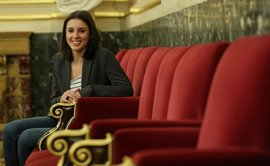 """Irene Montero insta a Susana Díaz a aclarar si también ve en Podemos un """"enemigo"""""""