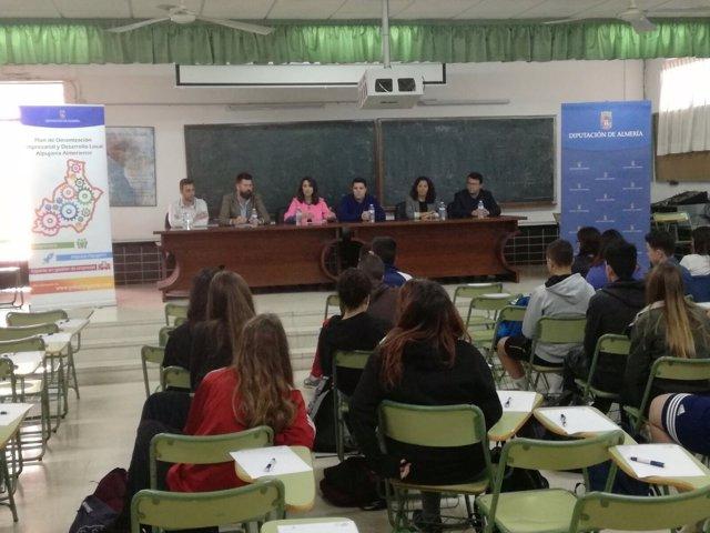 Diputación de Almería inicia el Plan de Dinamización Empresarial de la Alpujarra