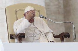 El Papa recuerda a las víctimas del terrorismo y la guerra en la misa del Domingo de Ramos
