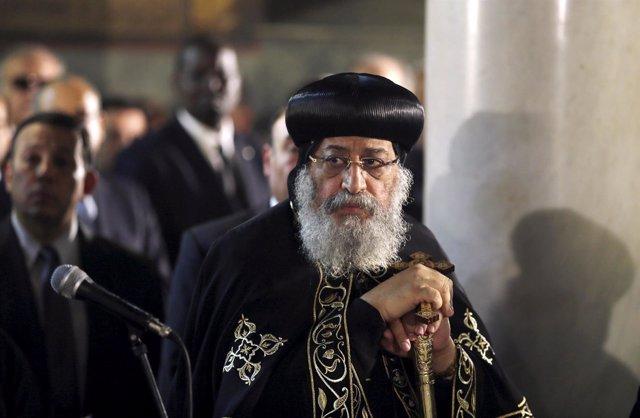 Teodoro II, papa de la Iglesia copta en Egipto