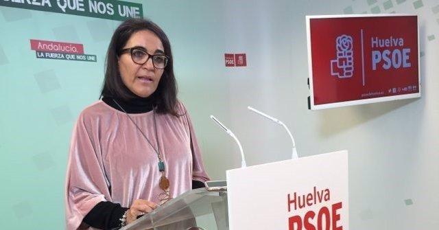 La diputada del PSOE Pepa González Bayo
