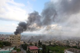 Cinco muertos en enfrentamientos en el campamento de refugiados palestinos de Ain al Hilweh, en Líbano