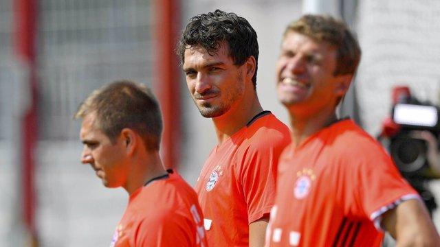 Mats Hummels Bayern Múnich