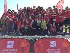 La carrera Campus Universidad de La Rioja convoca a 1.100 participantes