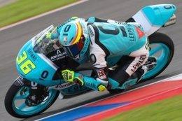Mir repite victoria en Argentina con el mismo podio de Losail