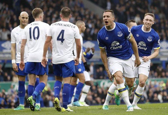 El Leicester cae con rotaciones frente al Everton antes de visitar al Atlético