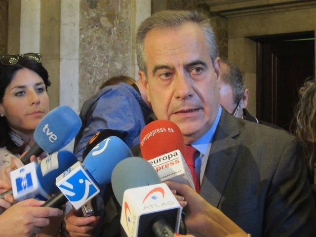 Celestino Corbacho (PSC)