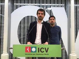 """ICV expresa su apoyo y pésame """"a los compañeros del PSC"""" por la muerte de Carme Chacón"""